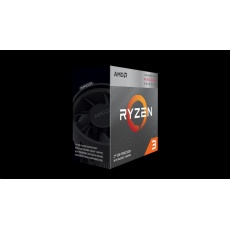 CPU AMD RYZEN 3 3200G, 4-core, 3.6 GHz (4 GHz Turbo), 6MB cache (2+4), 65W, socket AM4, Wraith Stealh, Radeon RX VEGA 8